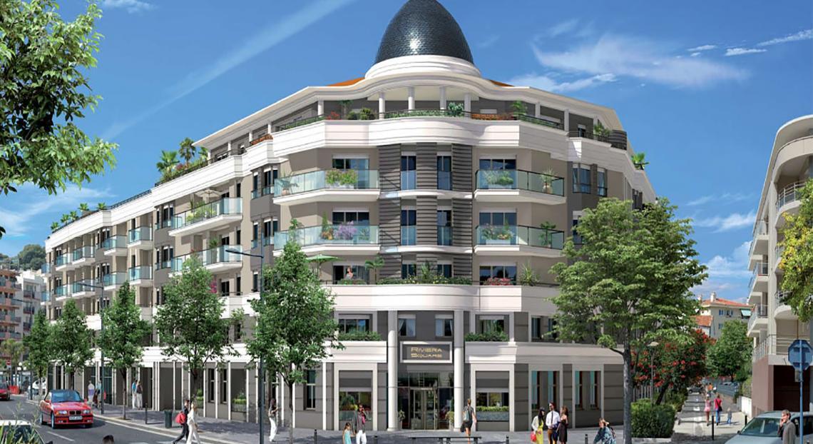 logement immobilier résidentiel neuf