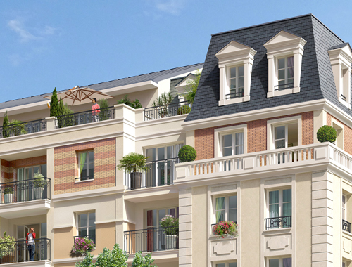 Programme immobilier neuf maisons alfort maisons alfort