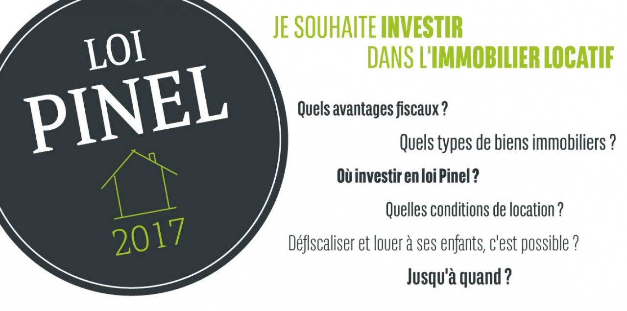 Loi pinel 2017 comment investir dans l immobilier for Ptz 2017 calcul