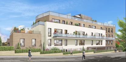 Villa Flore, une résidence neuve au cadre intimiste, à 5 minutes de Paris