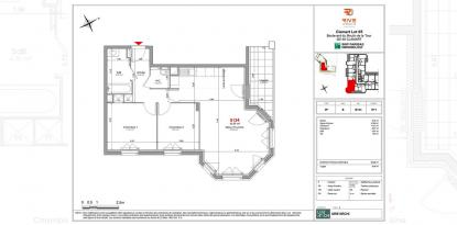 Achat en VEFA : comment bien lire le plan de votre futur appartement