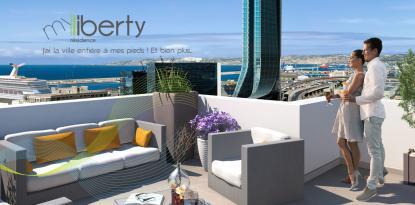 Appartement neuf : opportunités dans le quartier d'Euroméditerannée