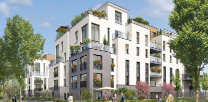 Via Verde : nouveau programme immobilier neuf à Noisy-le-Grand