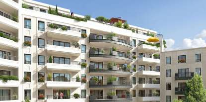 Saint-Ouen sur Seine : trouvez votre appartement neuf