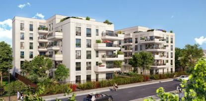 Avant Seine : Investissez dans un logement neuf à Saint-Ouen-Sur-Seine