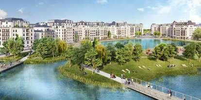 Panorama 1 & 2: deux nouvelles résidences de charme à Clamart