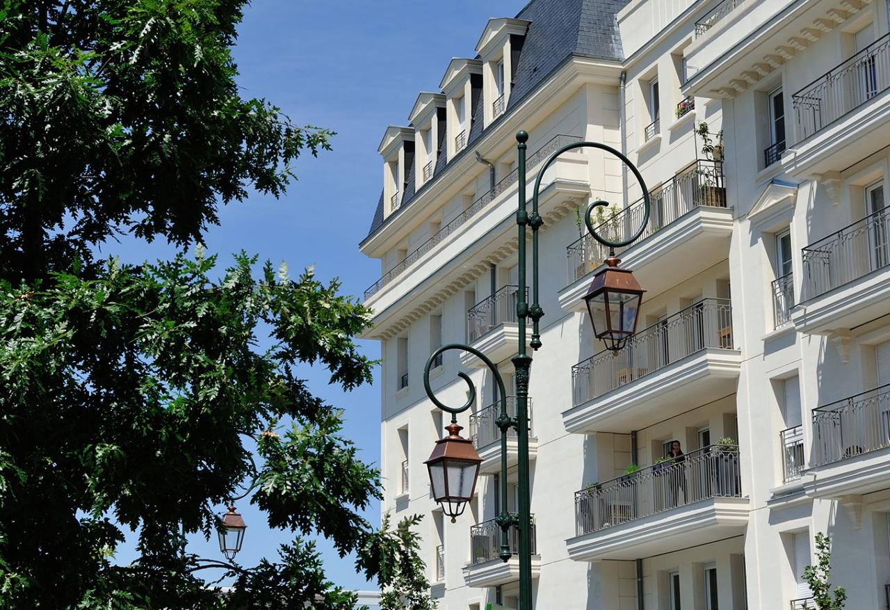 Nos Références Ile-de-France maintenon LA GARENNE COLOMBES (92)