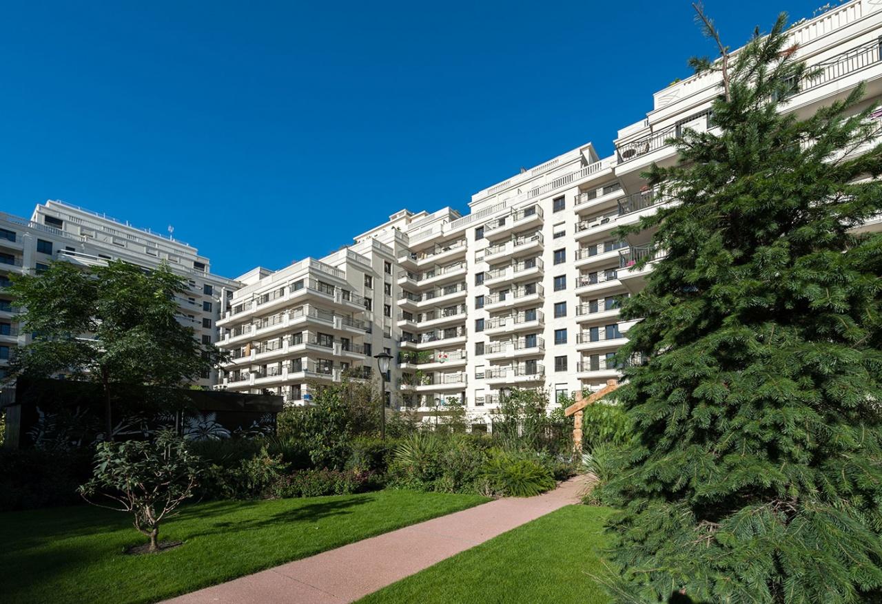 Nos Références Ile-de-France Cast'l Park Levallois-Perret (92)
