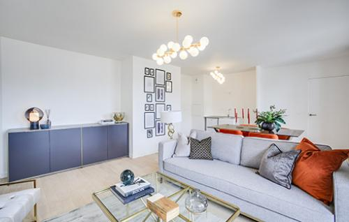 appartement neuf Clamart rive droite bnp paribas immobilier