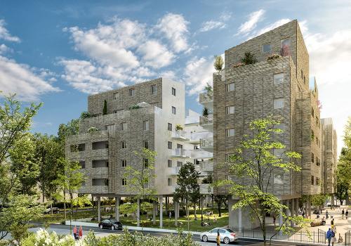 programme immobilier neuf à Bordeaux
