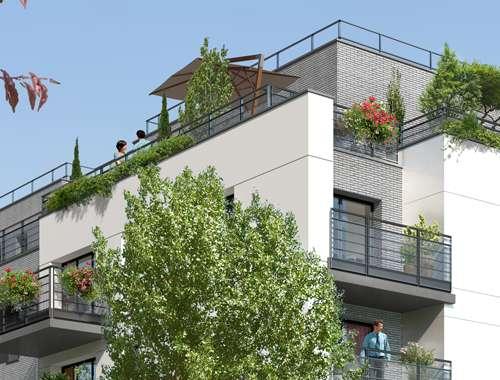Immobilier neuf à Asnières