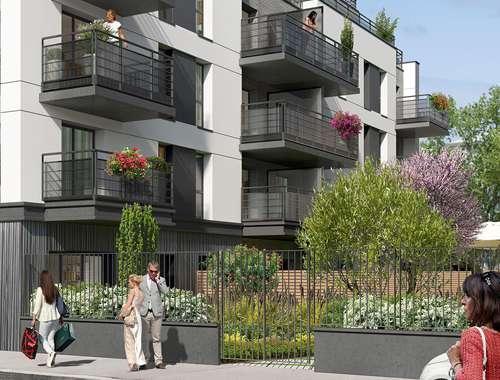 Appartement neuf à Asnières