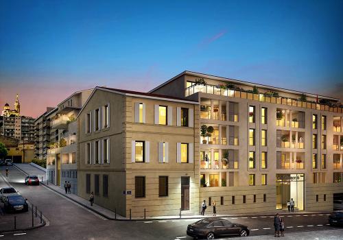 Appartement neuf à Marseille BNPPI