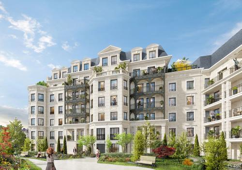 appartements neufs à Clamart