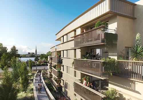 Appartements neufs à Bordeaux - Bnp paribas immobilier