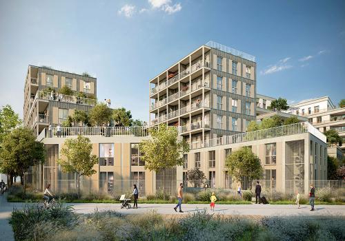 appartements neufs à Nanterre