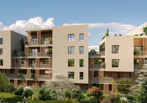 Appartement neuf à Lyon