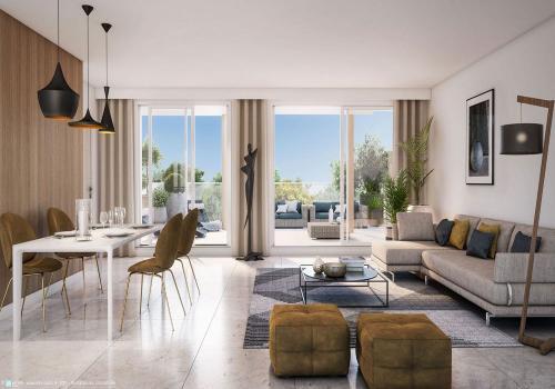 appartements neufs à Villeneuve Loubet
