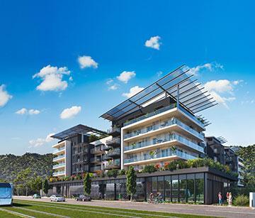 Appartements neufs à Nice - Osmoz