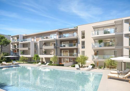 appartements neufs à Saint Raphael