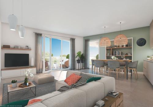 Résidence appartement neuf bordeaux