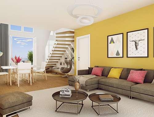 Immobilier neuf à Saint Ouen sur Seine