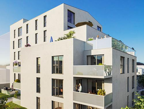 achat appartement neuf immobilier neuf villeurbanne square mistral