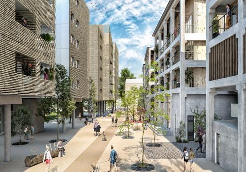 Immobilier neuf à Bordeaux