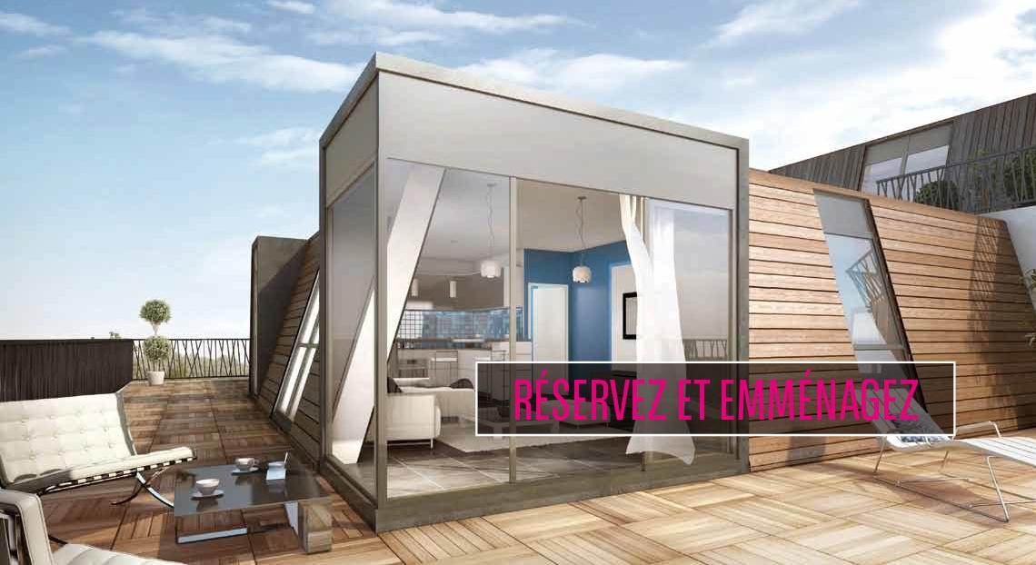 Chaville coeur boisée bnppi programme neuf immobilier