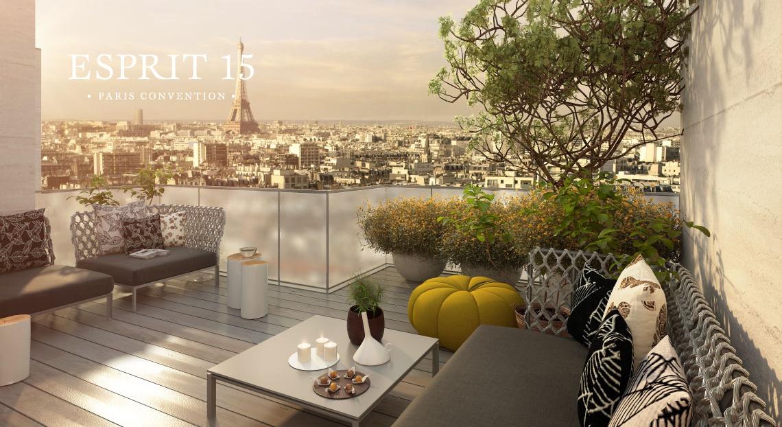 Paris-Esprit15-achat appartement neuf bnp paribas immobilier
