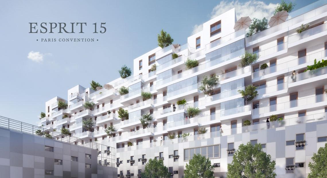 Paris-Esprit15-logement neuf paris