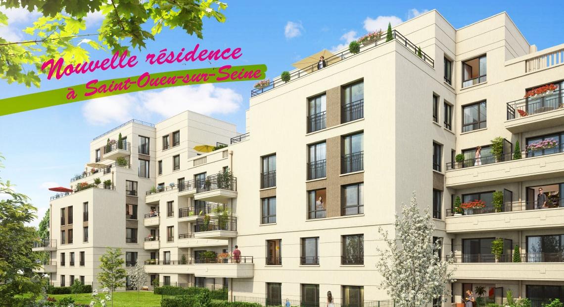 programme immobilier saint ouen avant seine cote jardin