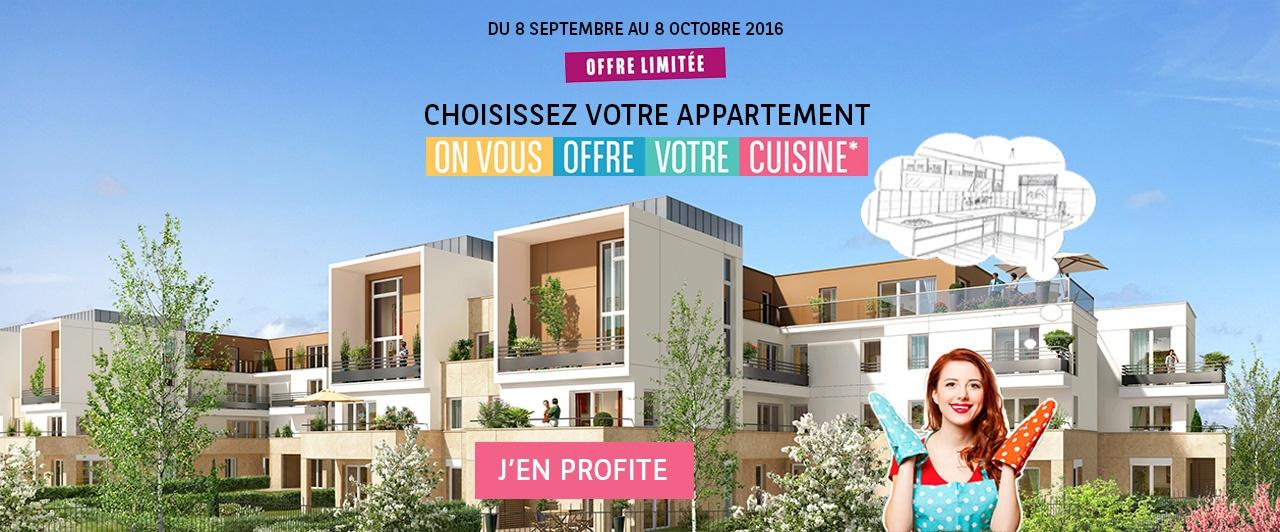 bnp paribas immobilier - achat appartement neuf