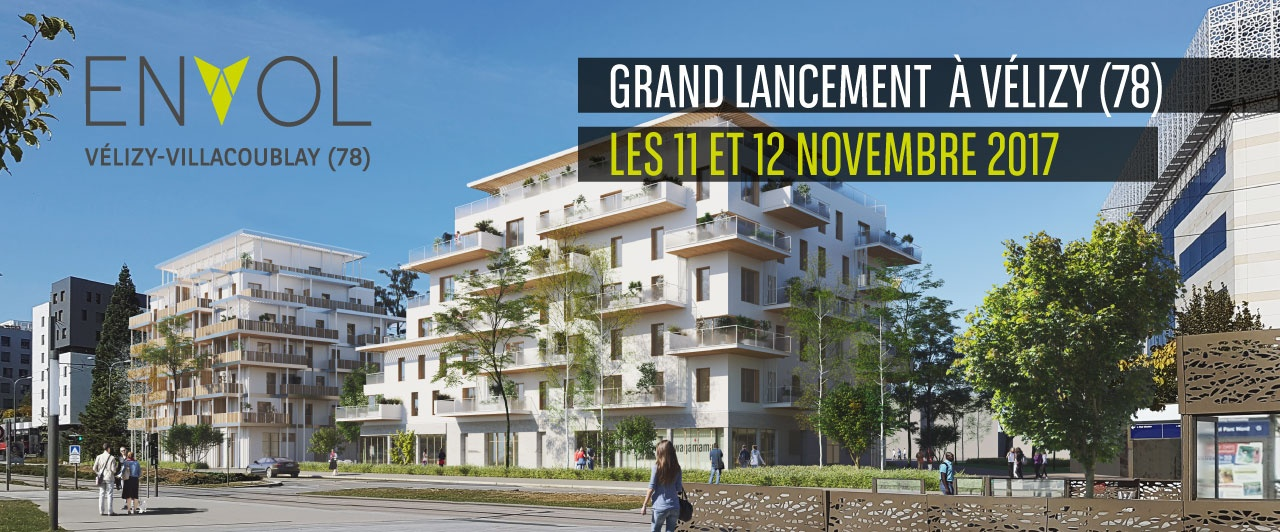 Programme Immobilier Neuf Velizy