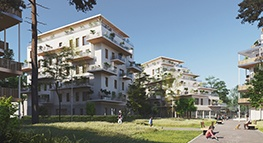appartement neuf à Vélizy