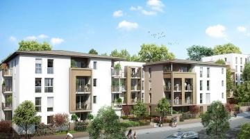 Triptic : nouveau programme immobilier neuf à Bron