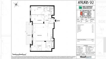 Immobilier neuf : lire le plan de votre futur appartement