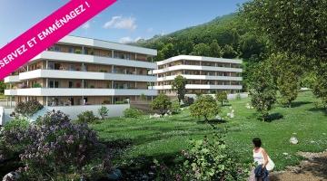 Découvrez votre futur appartement neuf à Seyssins