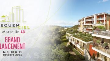 BNP PARIBAS IMMOBILIER lance son nouveau programme Sequen'ciel sur le salon de l'Immobilier de Marseille Méditerranée
