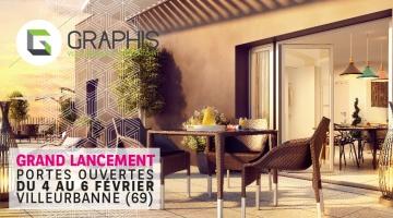 Grand lancement à Villeurbanne (69)